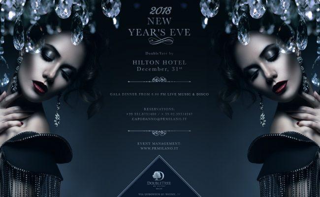 CAPODANNO 2018 DOUBLETREE BY HILTON MILANO