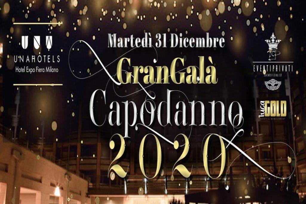 Capodanno Unahotels Milano